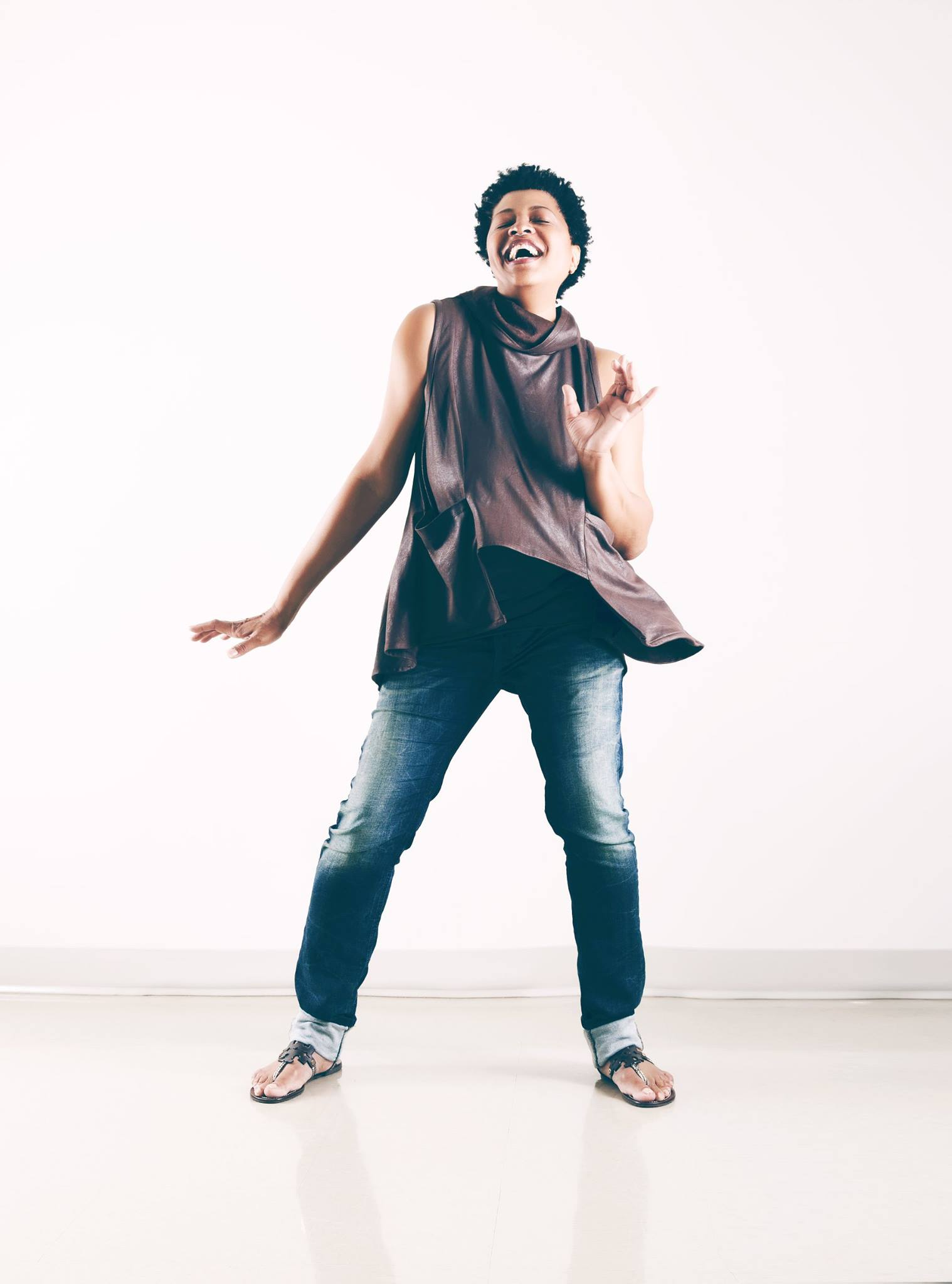 Lisa Fischer, photo by Djeneba Aduayom