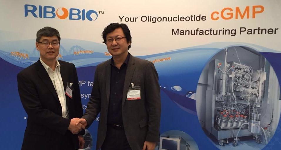 OliX Designates RiboBio a Preferred Manufacturer