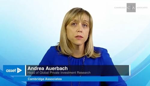 Andrea Auerbach of Cambridge Associates