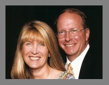Anne Salisbury and Greg Meyerhoff