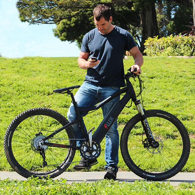 Crowdflooding Flux Electric Bike S 14 Hour Success