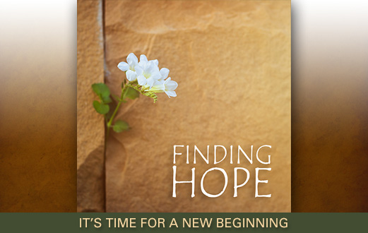 Finding Hope - Guided Imagery at The Healing Waterfall