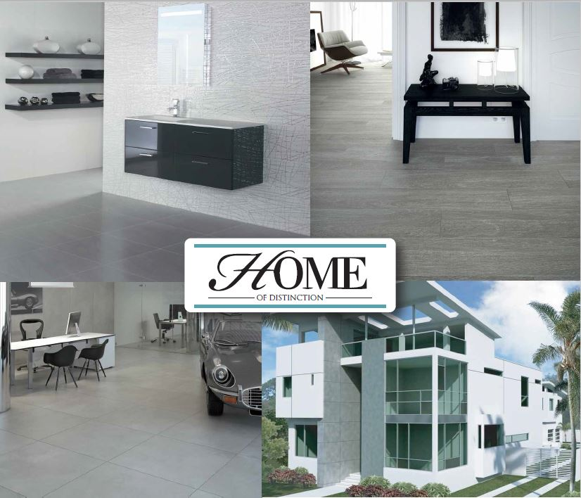 2016 Home of Distinction Showcases 6 Versatile Tile Styles