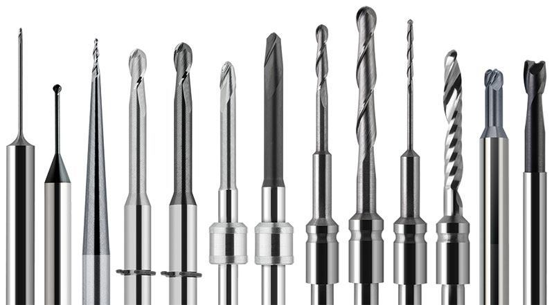 Some of the dental burs available online at www.datrondental.com