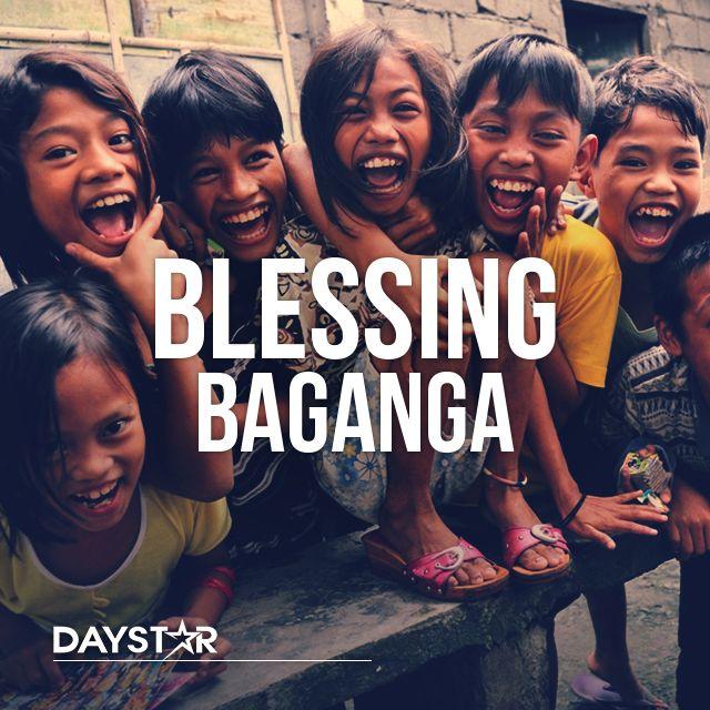 Daystar Blesses Baganga