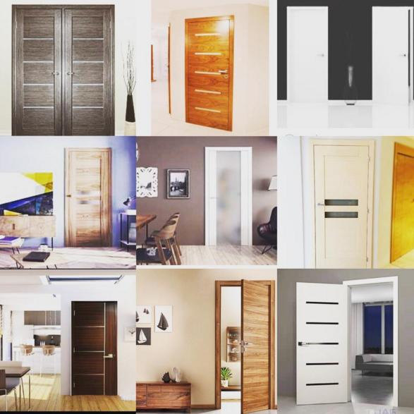 Affordable Modern,Contemporary And Transitional European Interior Doors