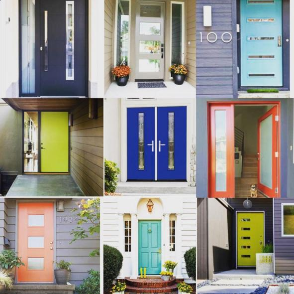 Modern,Contemporary and Transitional Front Entry Doors For Your Home