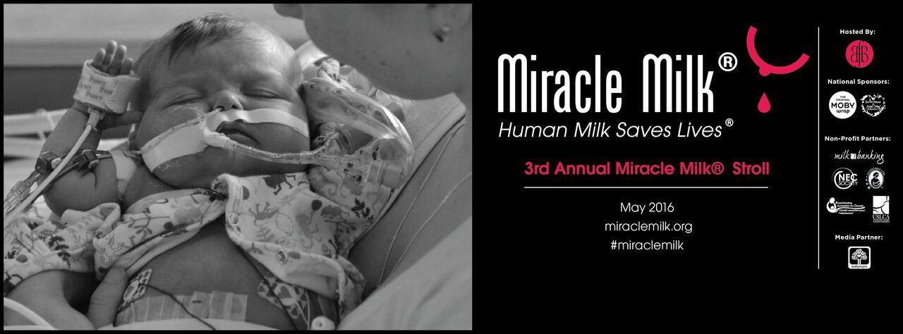 2016 Miracle Milk Stroll