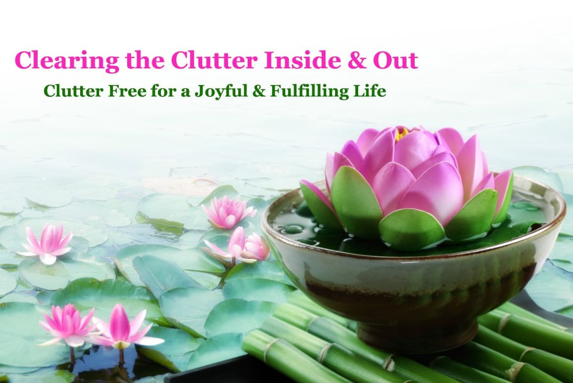Positive Affirmation Mp3s To Clear Clutter From Professional