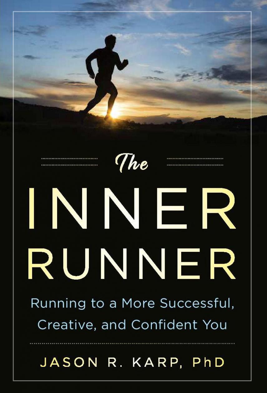The Inner Runner hits bookstores April 12, 2016