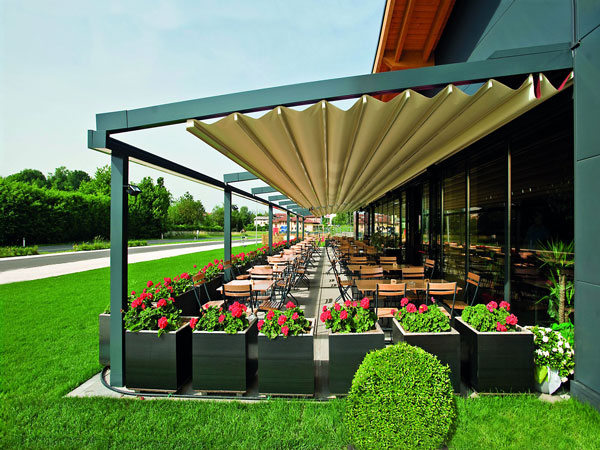Pratic Mito All Weather Awning