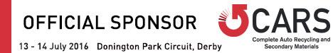 CARS Sponsor Banner