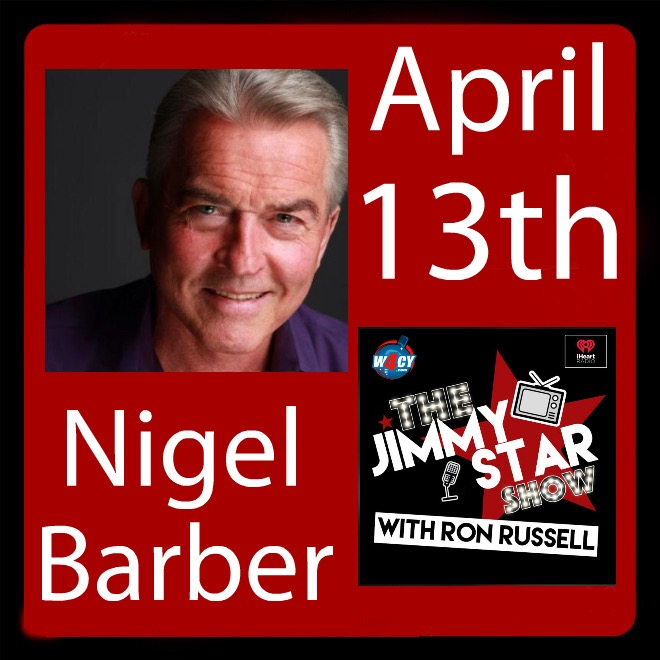 Nigel Barber On The Jimmy Star Show