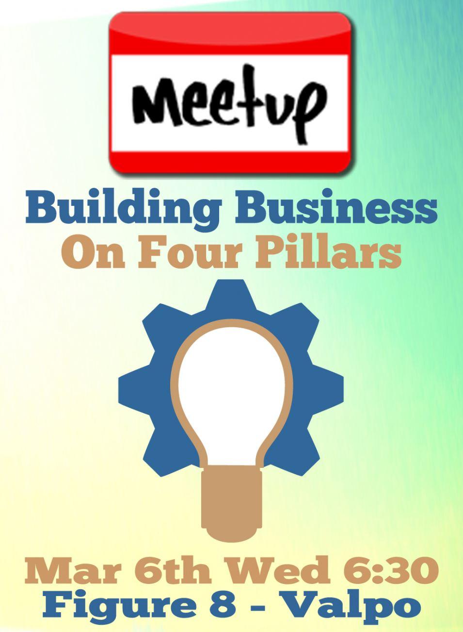 Building Business on 4 Pillars - Duneland Innovators
