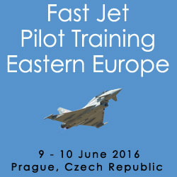 SMi's Fast Jet Pilot-Training Eastern Europe conference