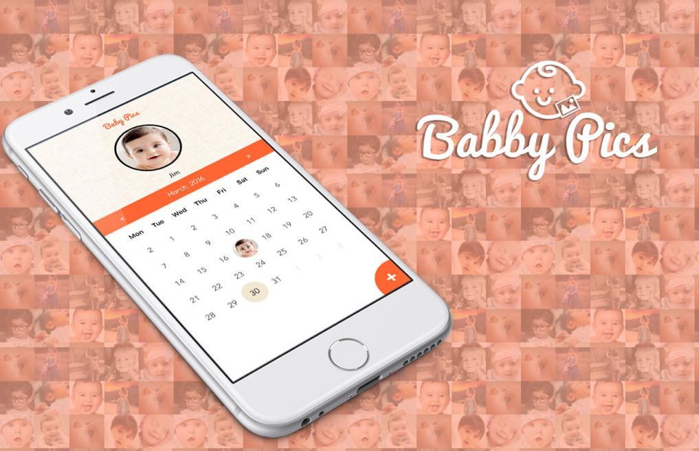 Baby Pics app by Cyberlobe Technologies