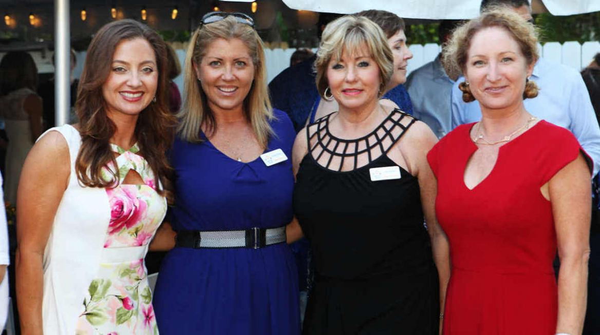 Angela Melvin, Michelle Whitlock, Joy Gugliuzza, and Mary Andrews