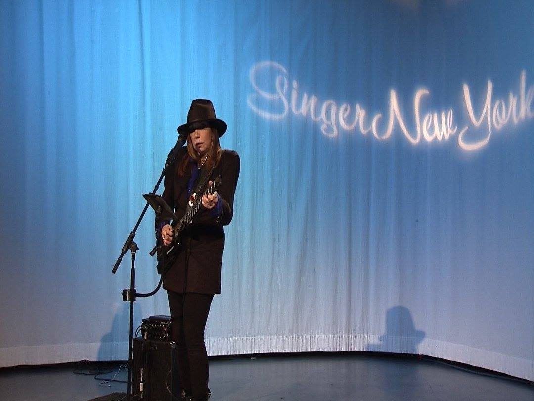 Roberta fabiano performs solo show on the gingernewyork tv for Tv shows to see in new york