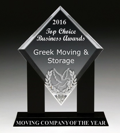 Greek moving storage named best moving company broward for Good greek moving and storage