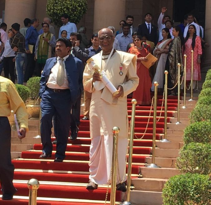 Padma Award Photo