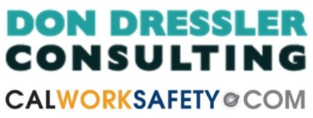 Don Dressler Consulting-CalWorkSafety.com