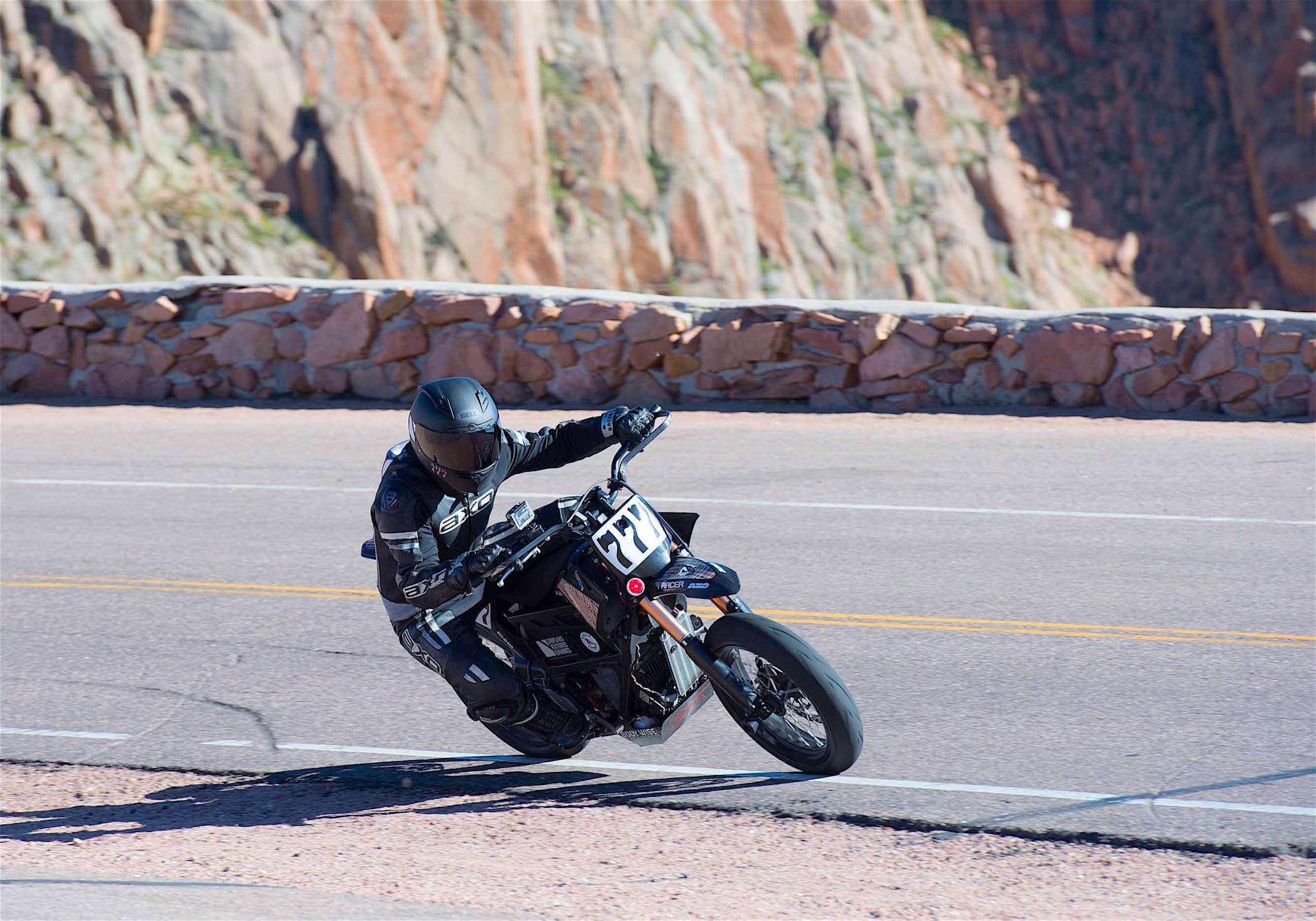 Hollywood Electrics Racing's Pikes Peak 2014 Win
