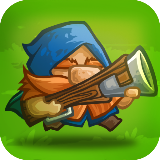 Rising Warriors game icon