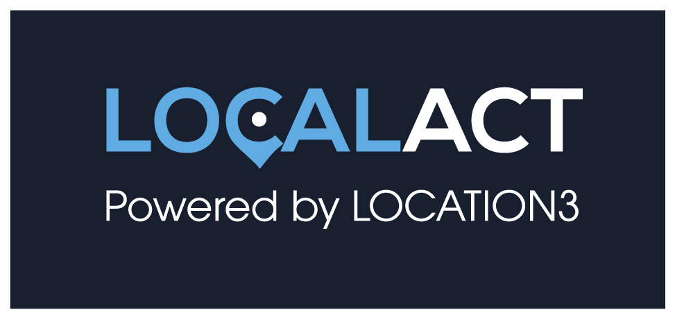 Location3 Launches LOCALACT Platform