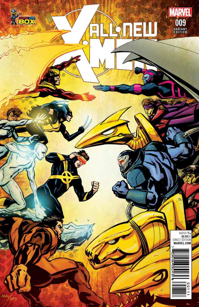 All New X-Men #9
