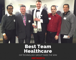 Best Team Healthcare IVR Technology Group