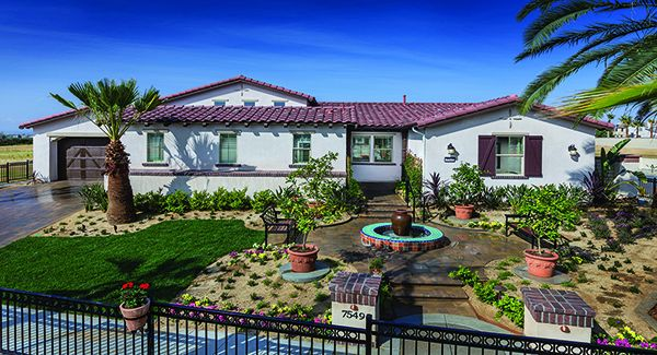 Citrus Heights is a Lennar community now selling new homes in Riverside.