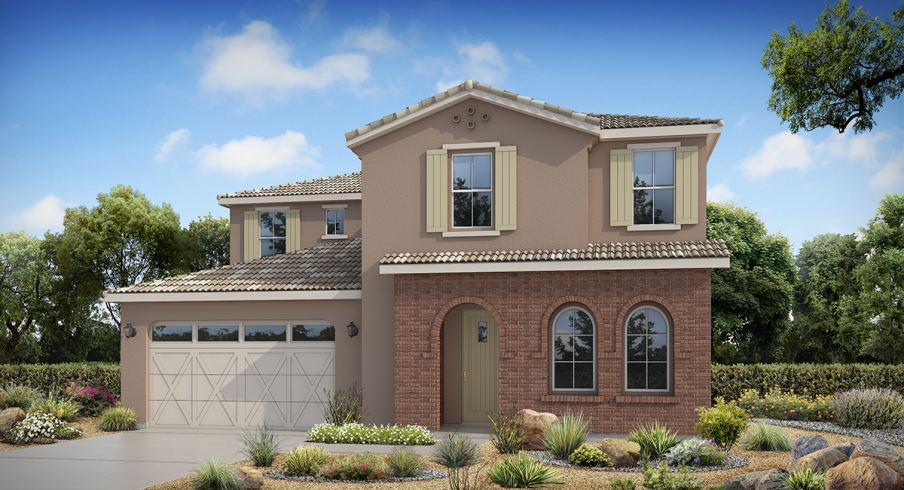 Marbella at Terracina is now selling new homes in Temecula.