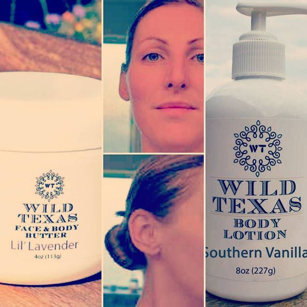 Wild Texas Soaps Goat's MIlk Lotion & Body Butter