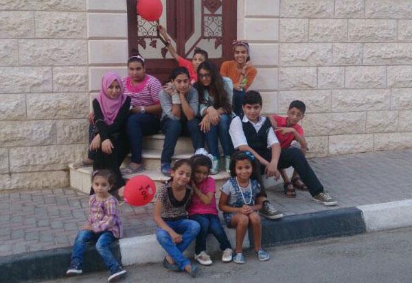 NCCR Gaza Childrens Choir