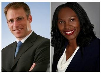 Dr. Thomas Juli and Carla Fair-Wright