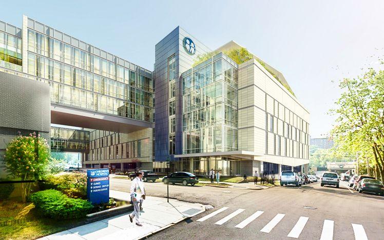 New Children's Hospital Expansion