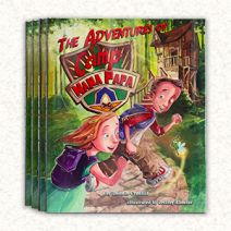 The Adventures of Camp Nana Papa by Donnie Cranfill