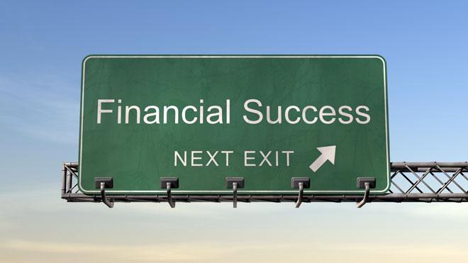 LCG Financial Success