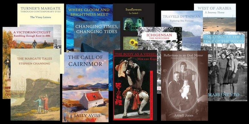 Current publications from Ozaru Books