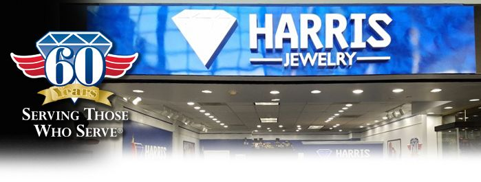 harris jewelry shops at rivercenter grand opening