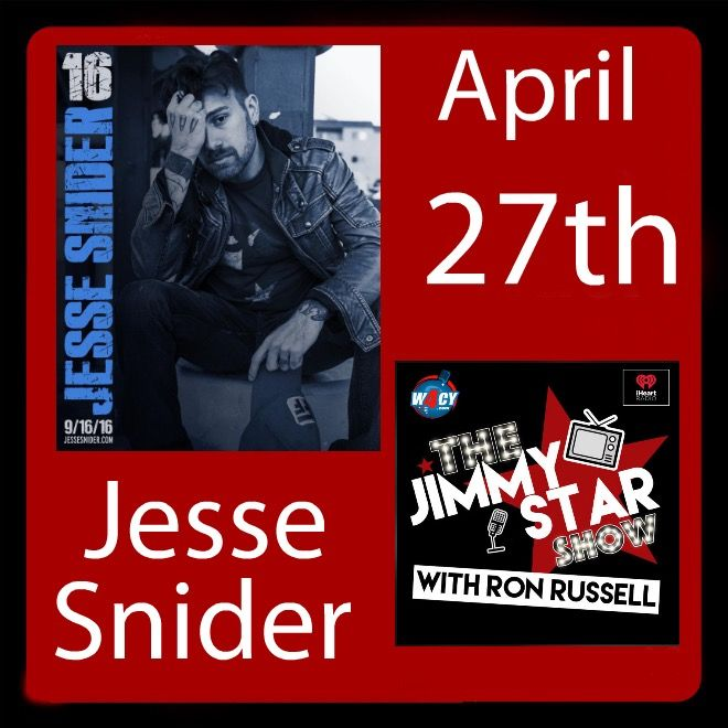 Jesse Snyder on The Jimmy Star Show