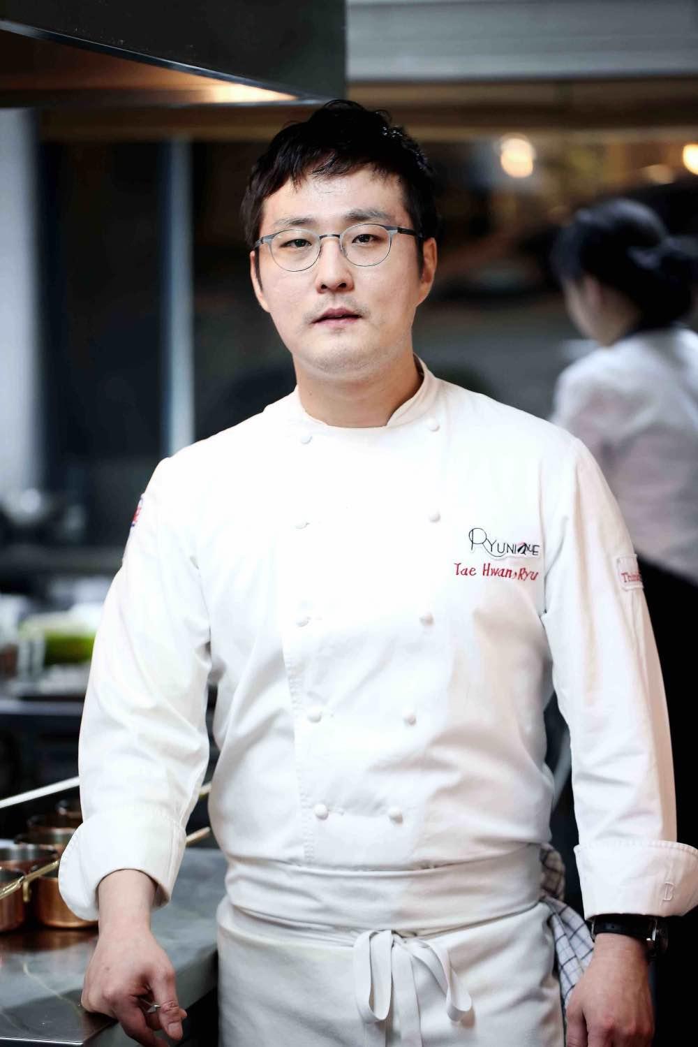 Chef Tae Hwan Ryu