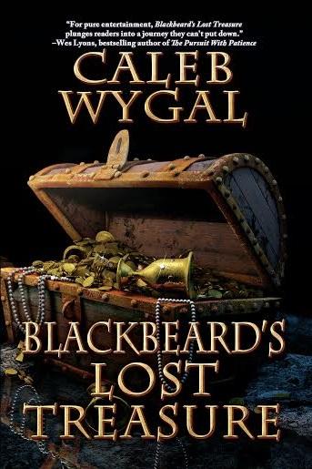 Blackbeard's Lost Treasure Cover 1