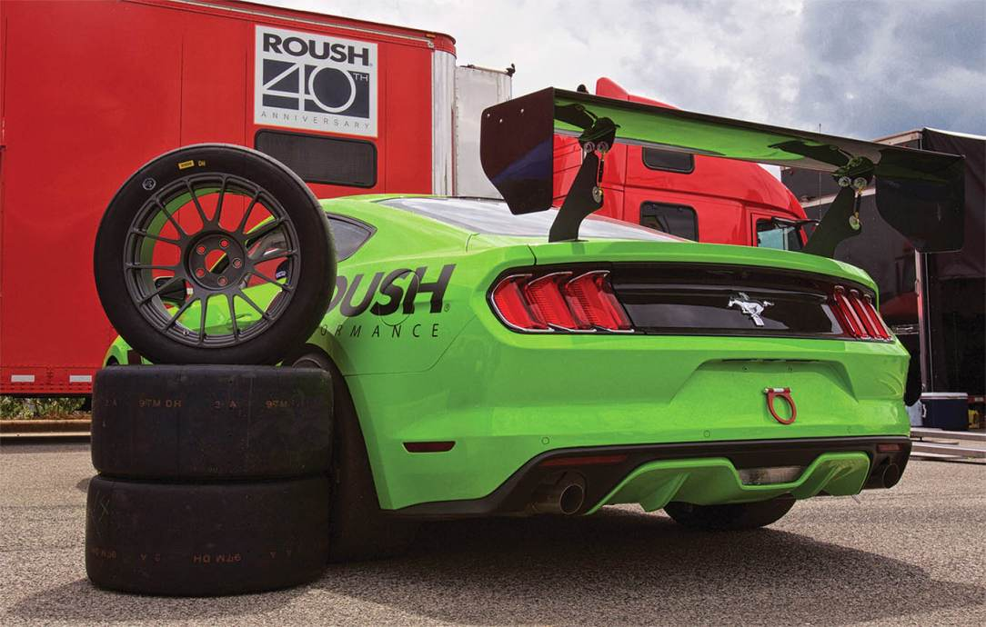 """18"""" WELD/CCW designed  Roush Velocity wheels produced for Roush Performance"""