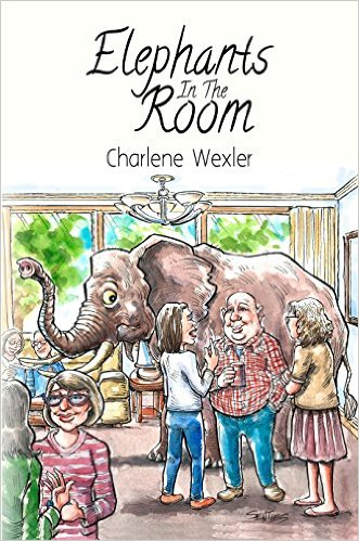 'Elephants In The Room' by Charlene Wexler.