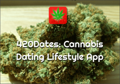 420Dates Cannabis Dating App Uply Media Inc