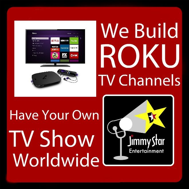 Get Your Own ROKU Channel Today