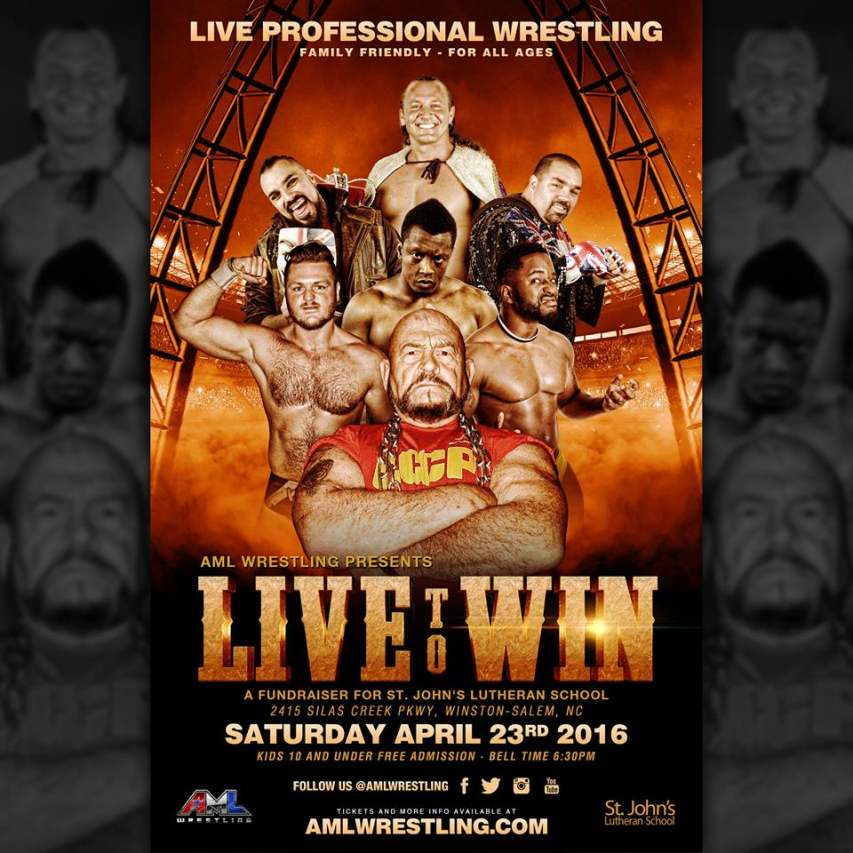 AML Wrestling Live To WIn