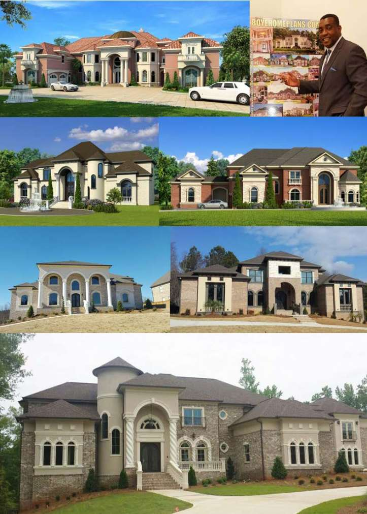 Atlanta 39 s king of million dollar home design architect for Million dollar home designs