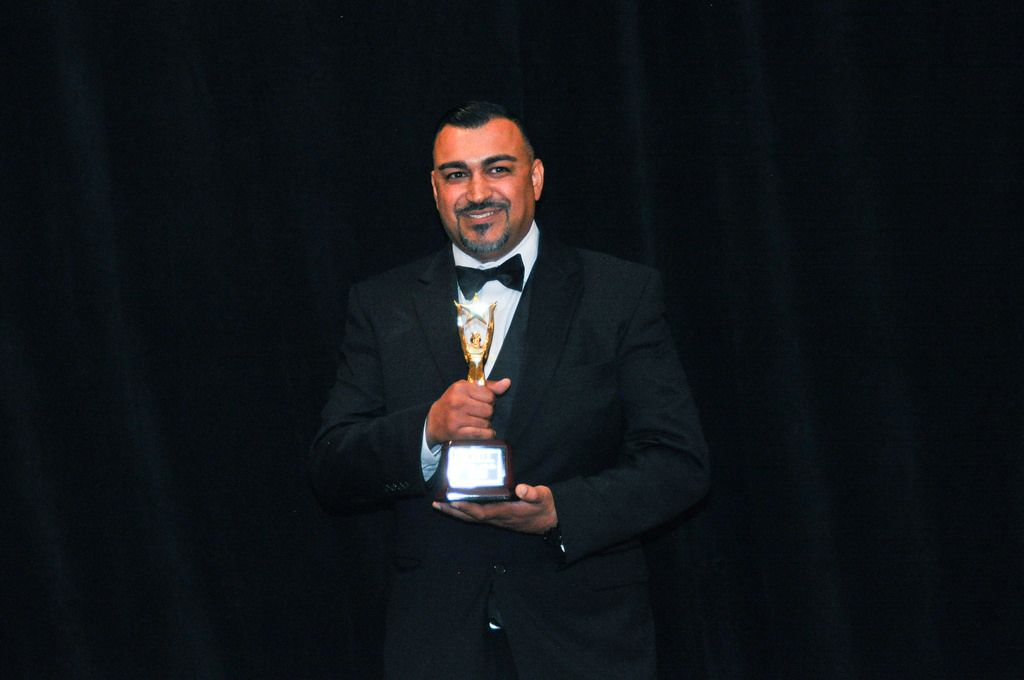 Mike Mahdi, Sales Professional of the Year, TRI Pointe Homes